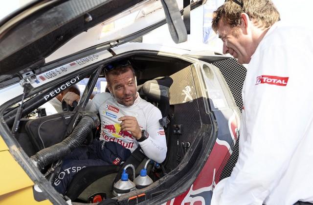 Team Peugeot Total : Rallye du maroc / ETAPE 1 : Boucle de Zagora 71469105315002026