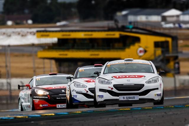 RCZ RACING CUP - Nicolas Milan et David Pouget dos à dos au Mans 71535757d4fd96edef8
