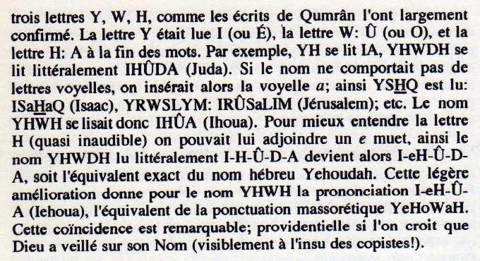 I Cor 15 ou la preuve par Paul que l'âme meurt - Page 10 715788TtragrammeselonGertouxII