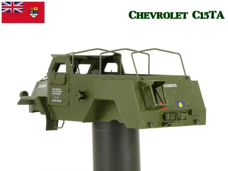 CHEVROLET C15TA - Normandie 44 - IBG 1/35 715822P1040544