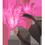 Le Paon => Plume de Paon 716061FlamingoFeatherHairBand