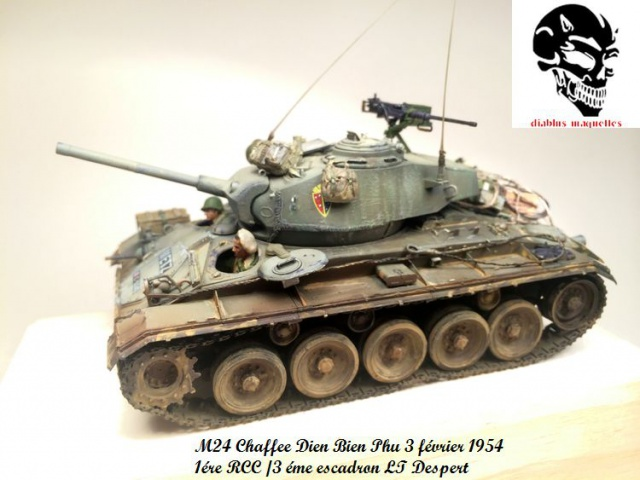 M24 Chaffee light tank, AFV Club 1/35 - Page 2 717909IMG3623