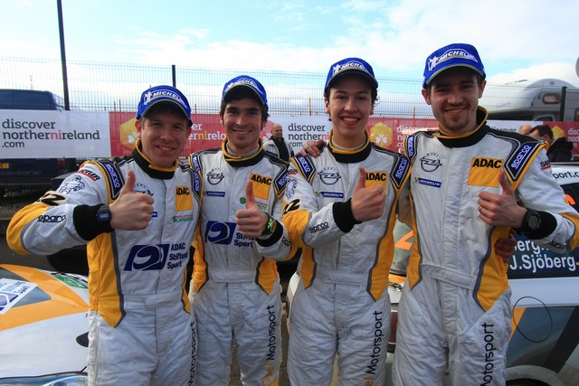 Team ADAC Opel : Parés pour l'aventure des Açores ! 718567OpelRallyeAcores295922