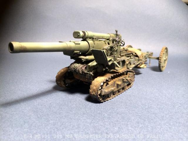 un B-4 M1931 203 mn (le marteau de Staline trumpeter 1/35 - Page 2 719944B42020