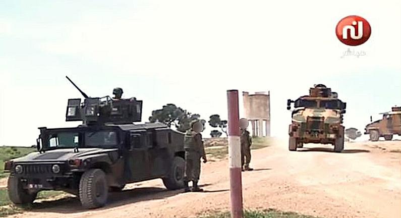 Armée Tunisienne / Tunisian Armed Forces / القوات المسلحة التونسية - Page 4 72026125dd