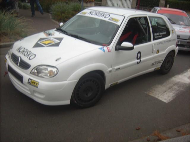 31è Rallye Tessy sur Vire Gouvets 2012 (vérifications techniques)  720527Sep01806