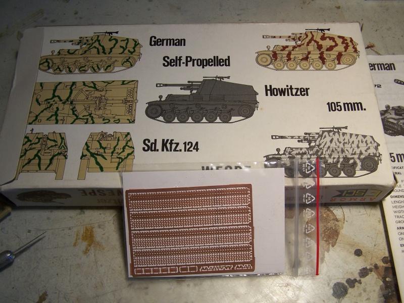 Sdkfz 124 Wespe Normandie 06.44 7206661005703