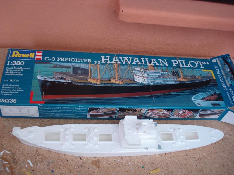 Hawaiian Pilot Revell 1-400e 720826DSC03597