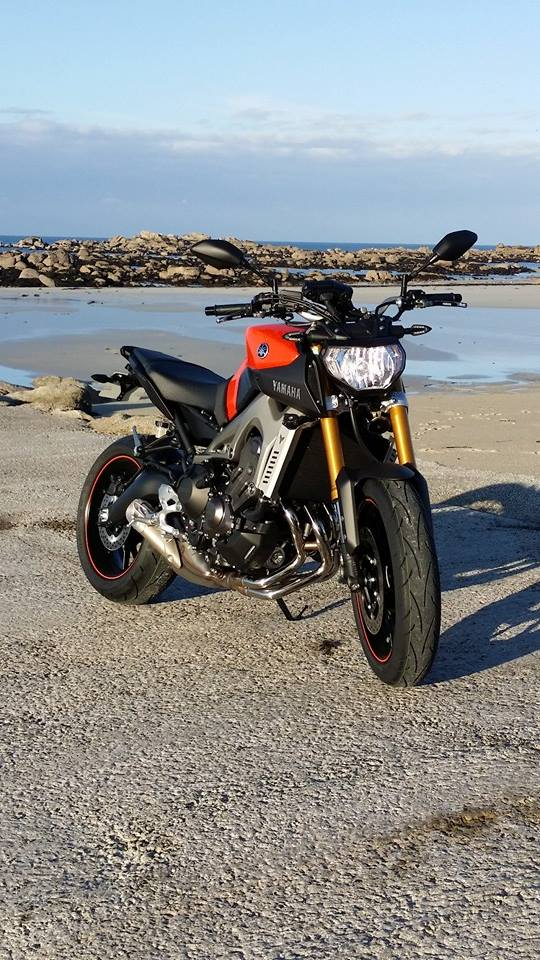 Photos de toutes les Yamaha MT-09 du forum ! :) 720922Yphil29
