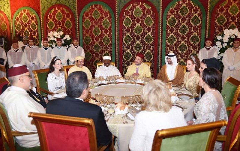 صور من زفاف الأمير مولاي رشيد 7209721080170488834907118399681921968593720853n