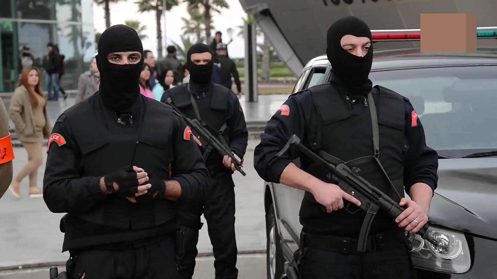 Moroccan Special Forces/Forces spéciales marocaines  :Videos et Photos : BCIJ, Gendarmerie Royale ,  - Page 9 7212577846