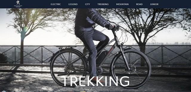 PEUGEOT Cycles lance son nouveau site web 721315UniversTrekking