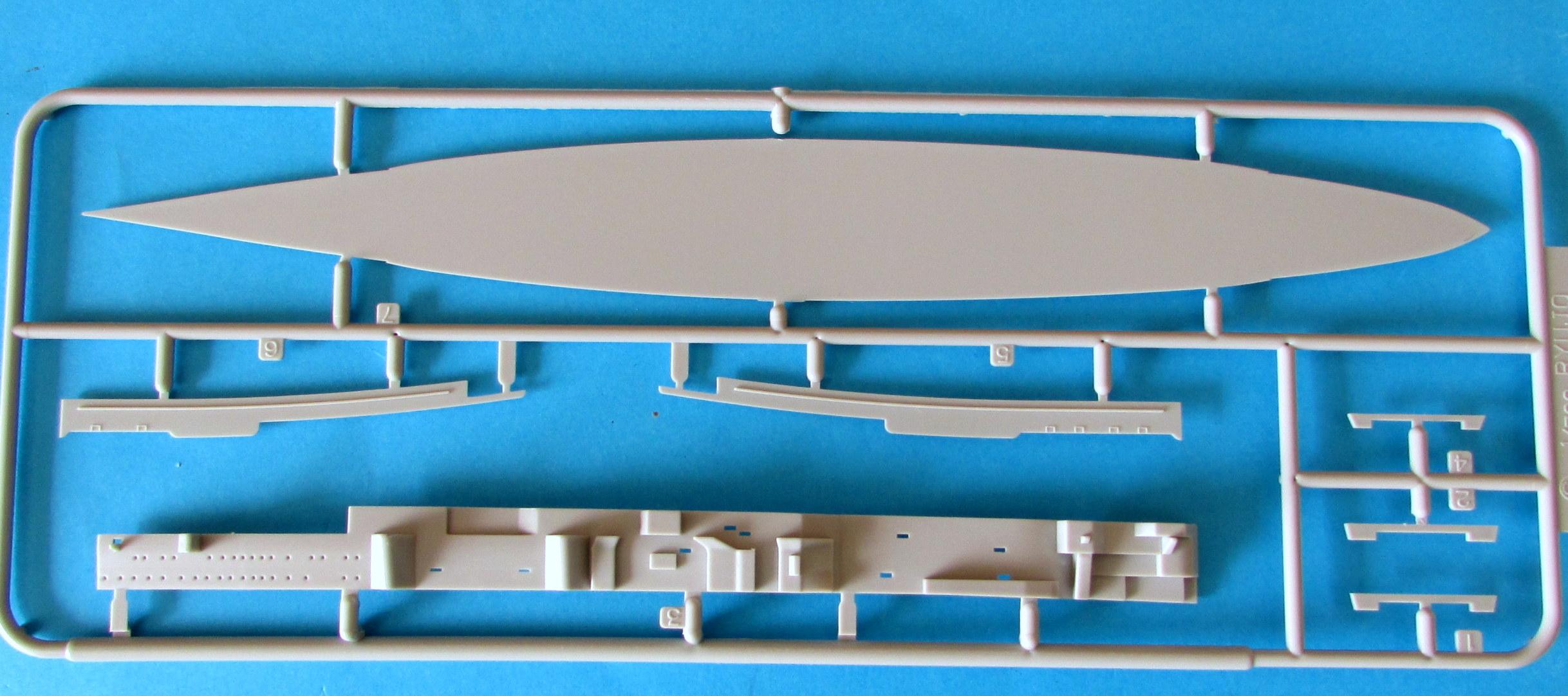 CVL Ryujo -  Fujimi 1/70 722122IMG0661