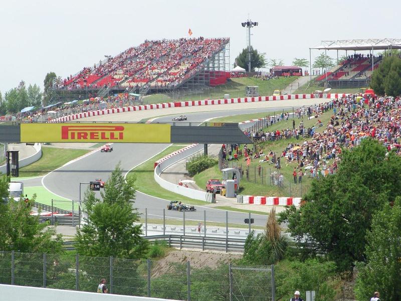 GP F1 BARCELONE 2012 722441SNB10220