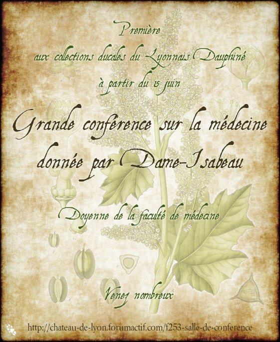 Annonces des collections ducales 722597confmed