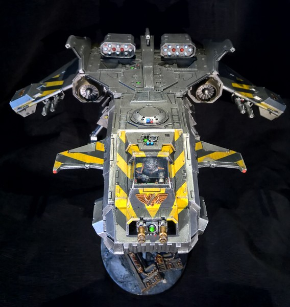 Iron warriors : Stormeagle terminé  !! 722607Stormeagle7
