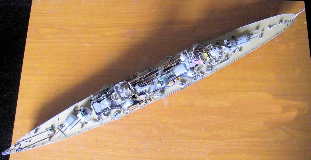 Prinz Eugen Trumpeter au 1x350 avec PE 723112PrinzEugen1x35069