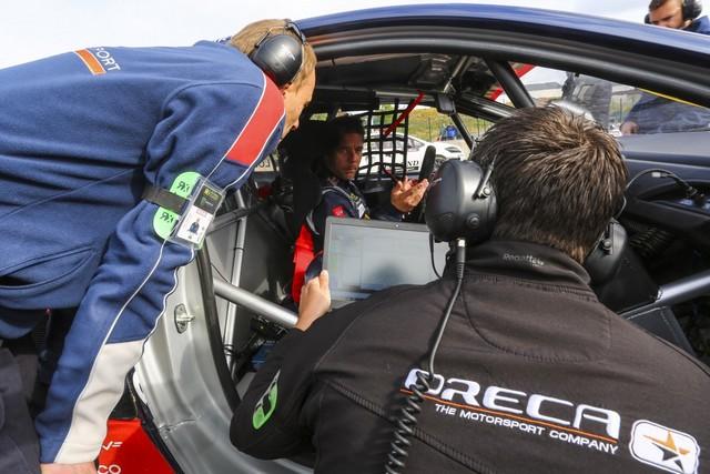 Rallycross - Belle deuxième place de Sébastien Loeb sur la PEUGEOT 208 WRX 723620HR8A3623