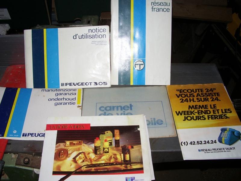 Vos revues/brochures/dépliants Peugeot 723761IMGP0533