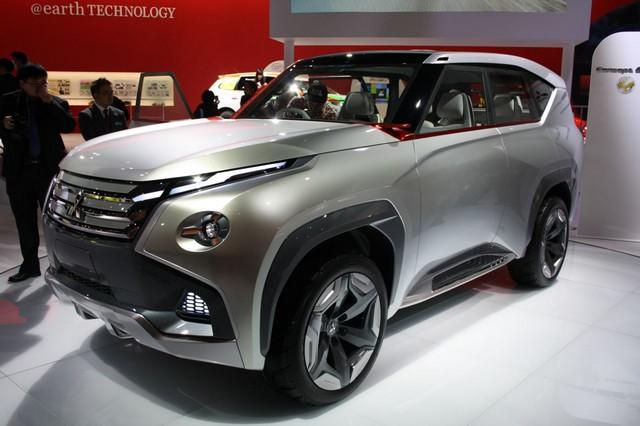 Salon de Genève 2014 : Mitsubishi Concept XR-PHEV 724531MitsubishiGCPHEVConcept1