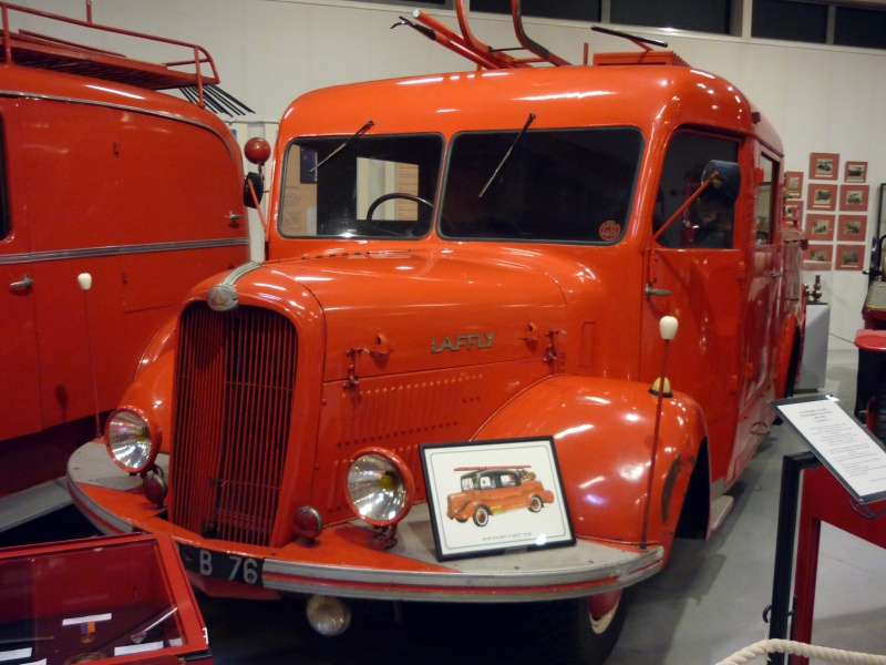 Musée des pompiers de MONTVILLE (76) 725142AGLICORNEROUEN2011047