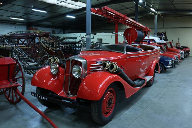 Des camions à gogo....Musée des sapeurs pompiers de Lyon 726608IMG6556