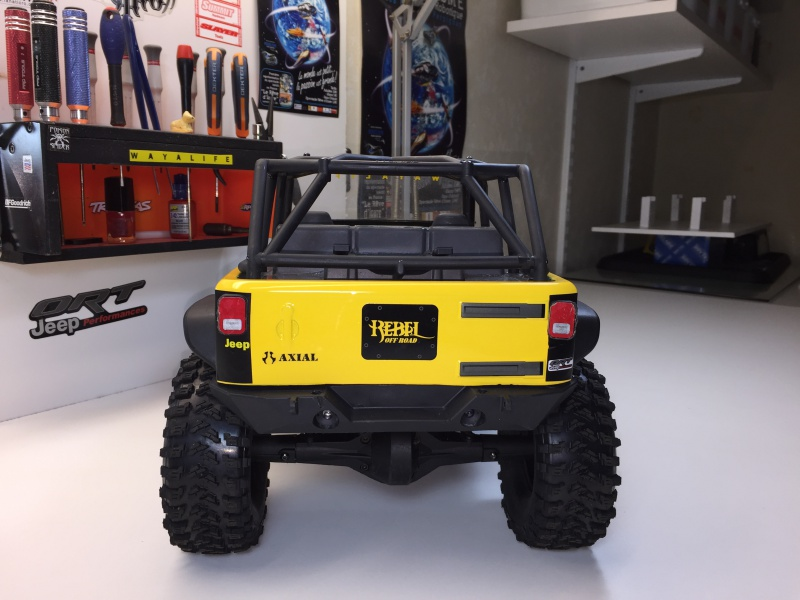 WAYALIFE Rubicon Jeep 726661IMG0069