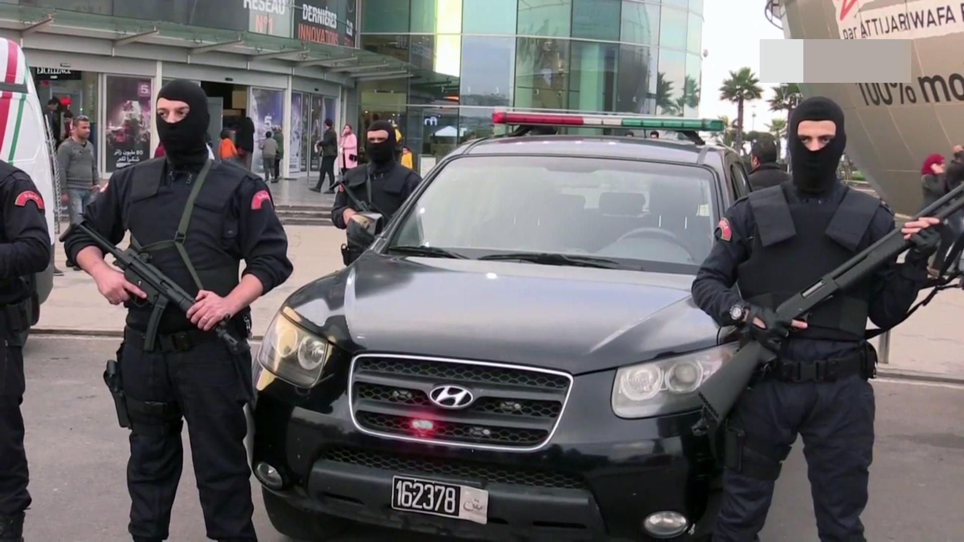 Moroccan Special Forces/Forces spéciales marocaines  :Videos et Photos : BCIJ, Gendarmerie Royale ,  - Page 9 7273797920