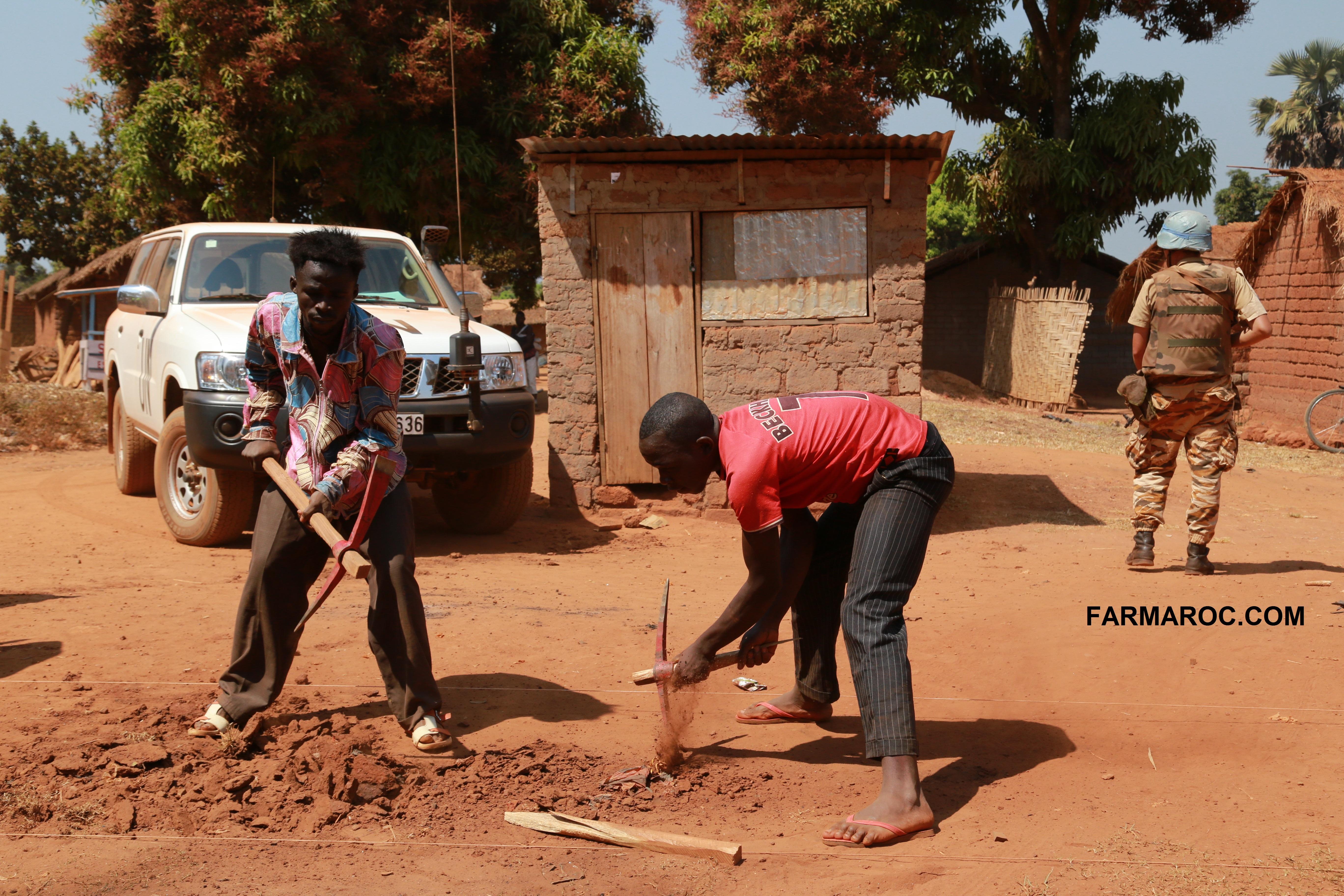 Maintien de la paix dans le monde - Les FAR en République Centrafricaine - RCA (MINUSCA) - Page 3 72774323700120529bd5ac86c4co