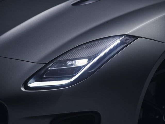 Lancement De La Nouvelle Jaguar F-TYPE Dotée De La Technologie GOPRO En Première Mondiale 728227jaguarftype18my400sstudioexteriordetail10011701