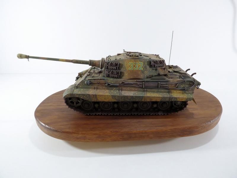 tiger - King Tiger Sd.Kfz.182 Henschel Turret Takom 1/35 728270P1060481Copier