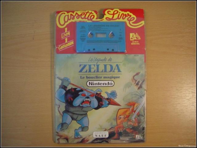 Les 2 mini book Nintendo 728870livrek7zelda
