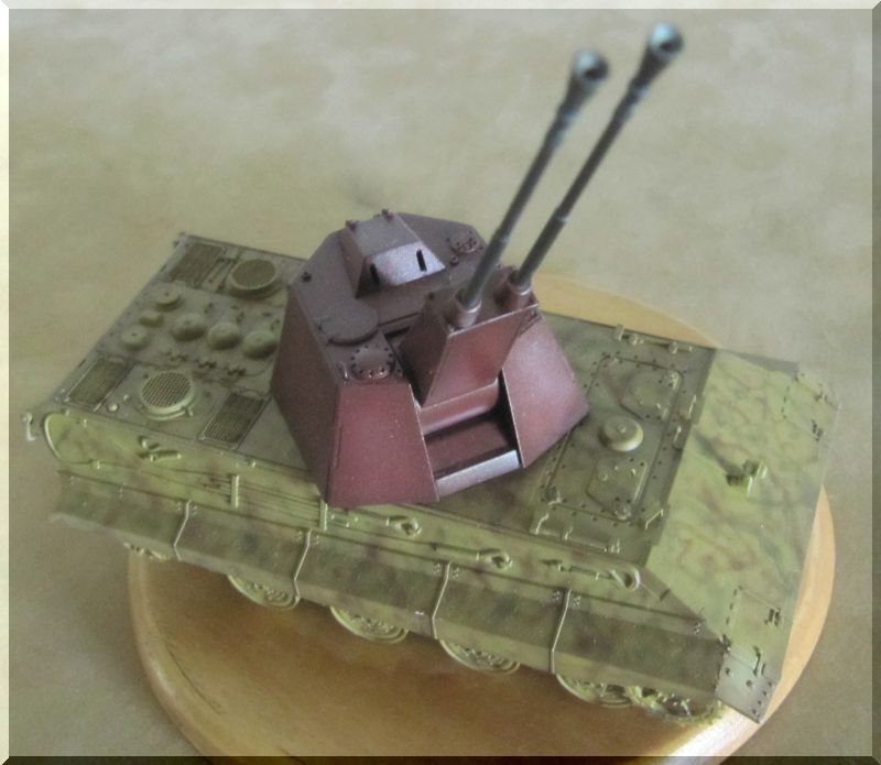 E-75 version Flakpanzer 55mm - Modelcollect - 1/72 - Page 2 7295431417