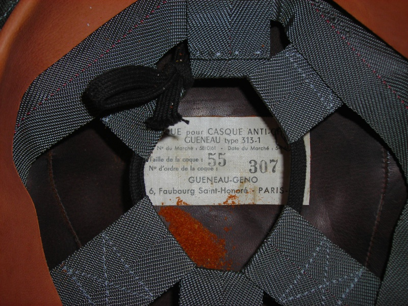 Casque GUENEAU 313 et SOCAPEX-PONSOT EF-11-A 730063DSCN0920