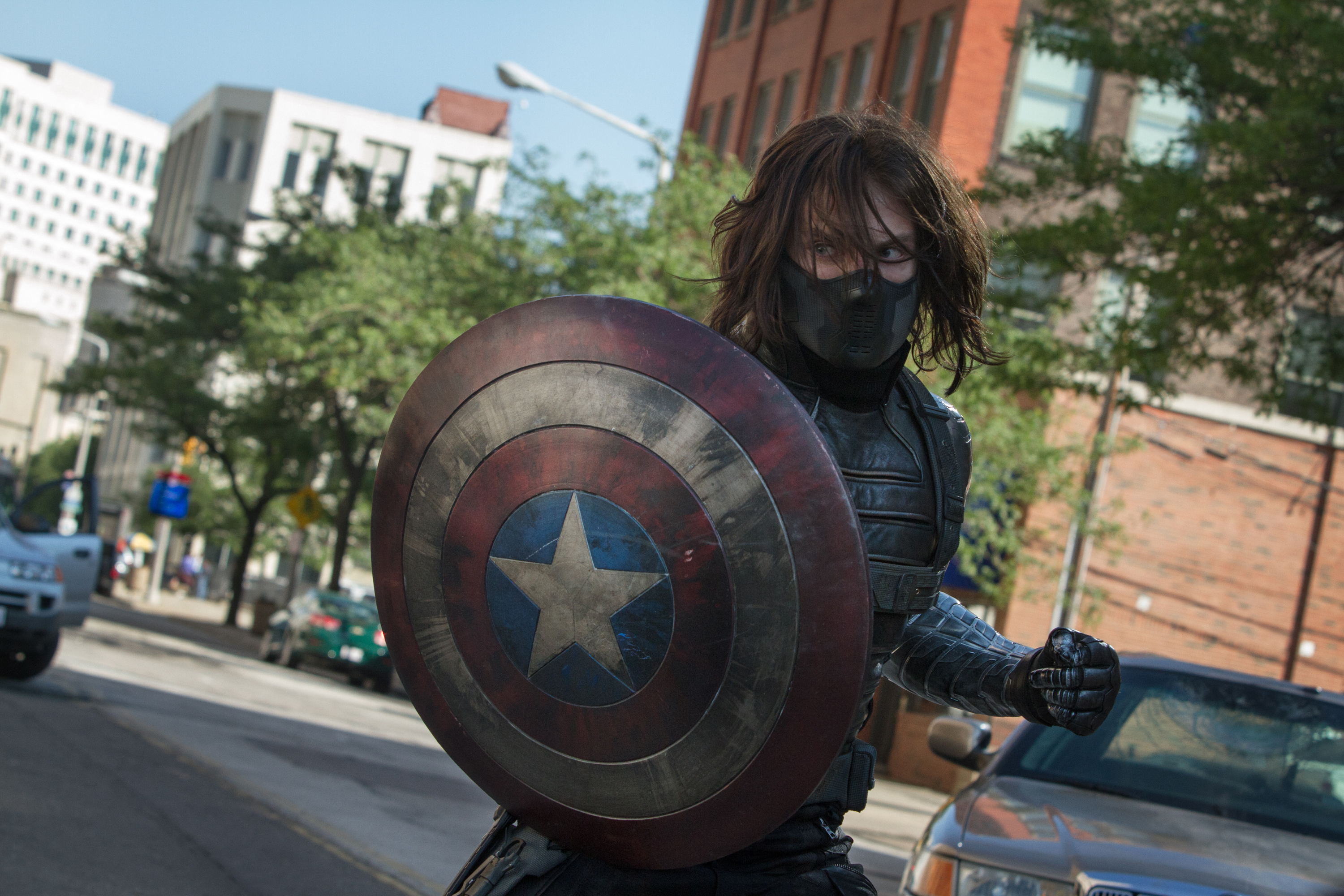 Captain America : The Winter Soldier 730122Still44