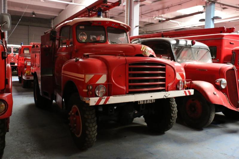 Des camions à gogo....Musée des sapeurs pompiers de Lyon 730381IMG7093