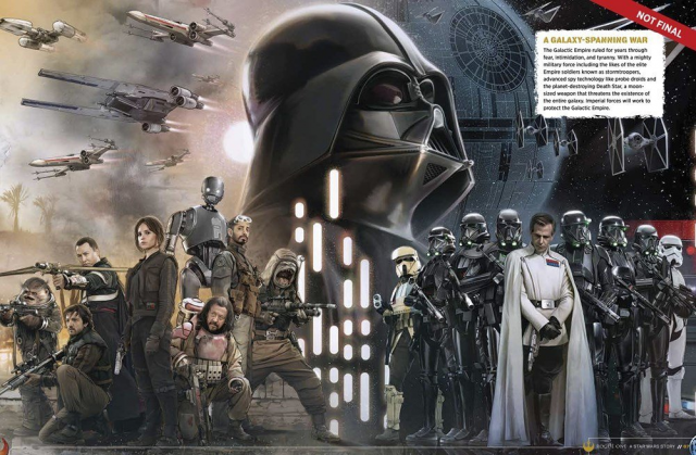 Rogue One : A Star Wars Story [Lucasfilm - 2016] - Page 4 730399w121