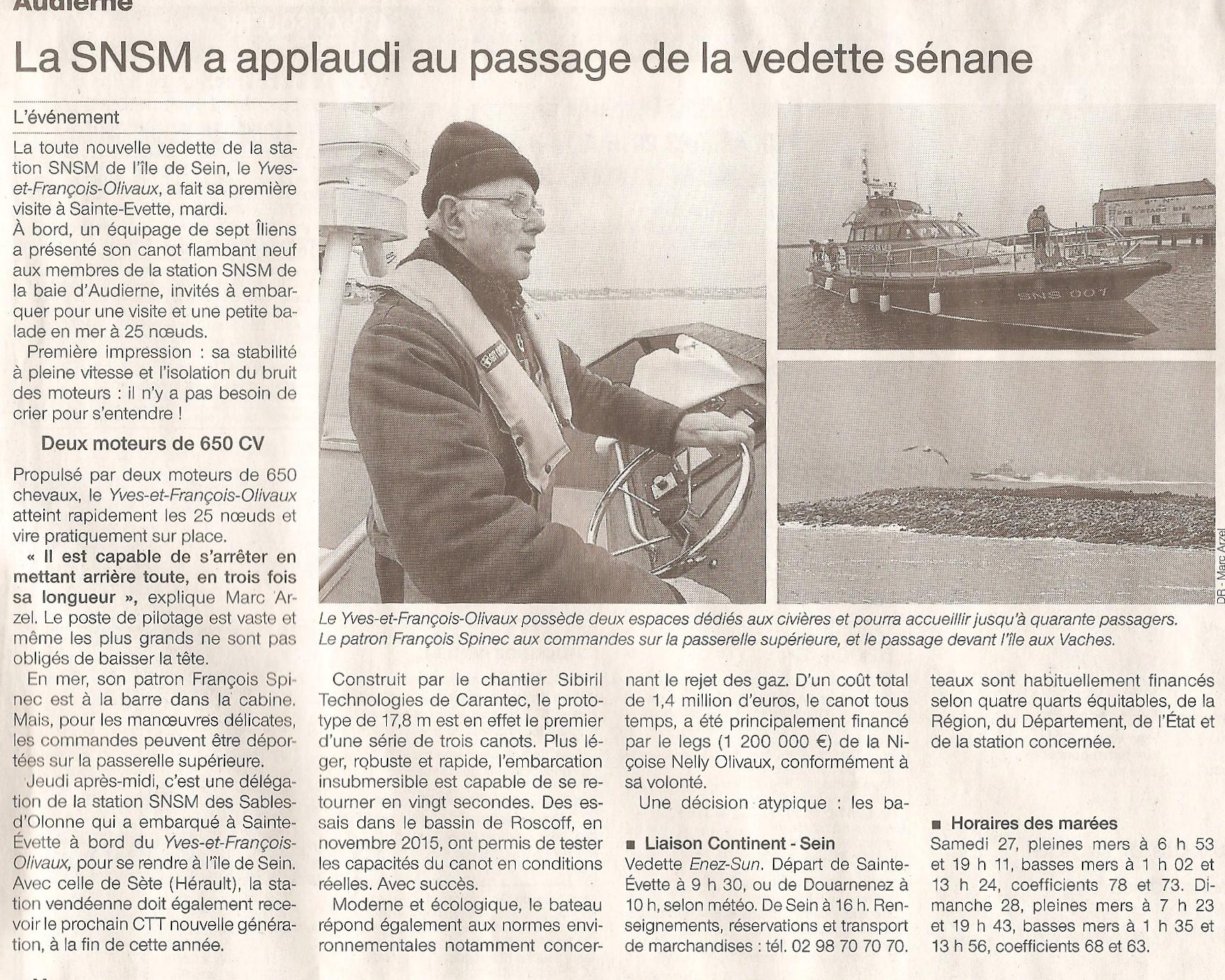 [ La S.N.S.M. ] SNSM AUDIERNE - Page 3 730464Numrisation20160227