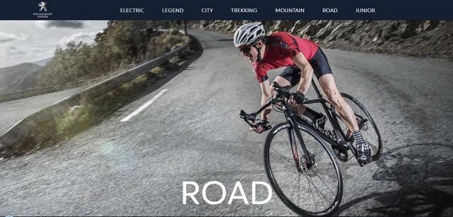 PEUGEOT Cycles lance son nouveau site web 731997UniversRoad