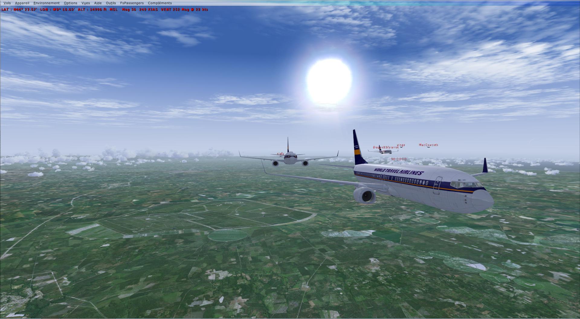rapport du vol en formation en  737 de LEMD -----LFBG 73229420141119213934725