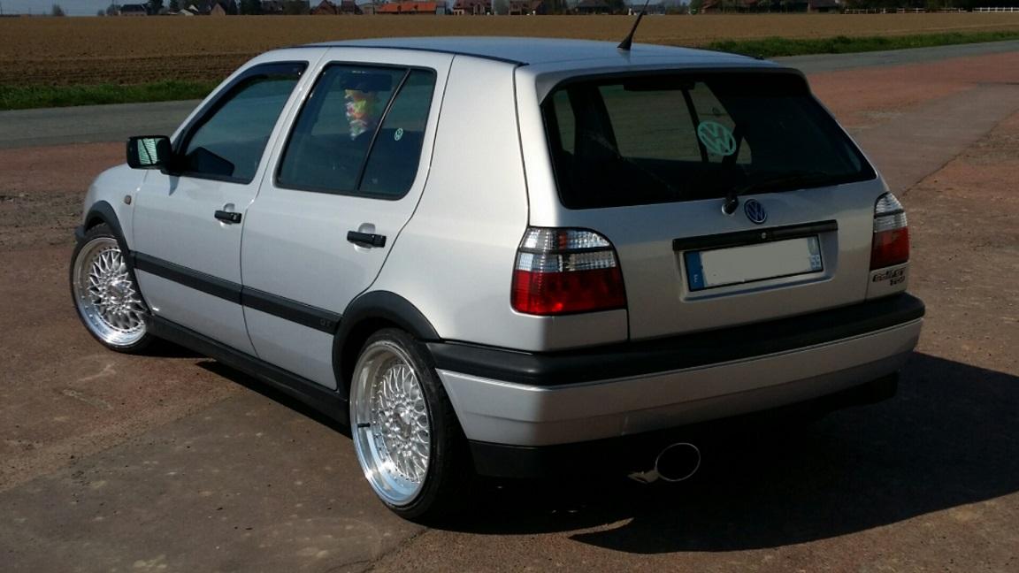 Ma GOLF 3 TDI GT de 1997 73318720150419132107
