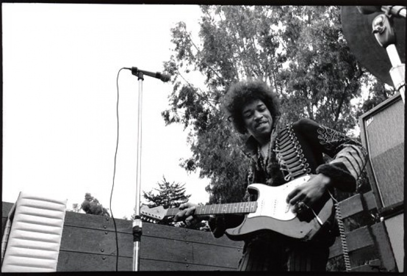 San Fransisco (Golden Gate Park) : 25 juin 1967  73322719670625GoldenGatePark09