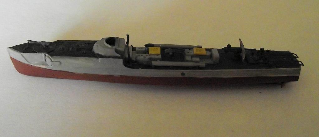 Prinz Eugen Trumpetter 1x350 avec PE Eduard 733650PrinzEugen1x35027