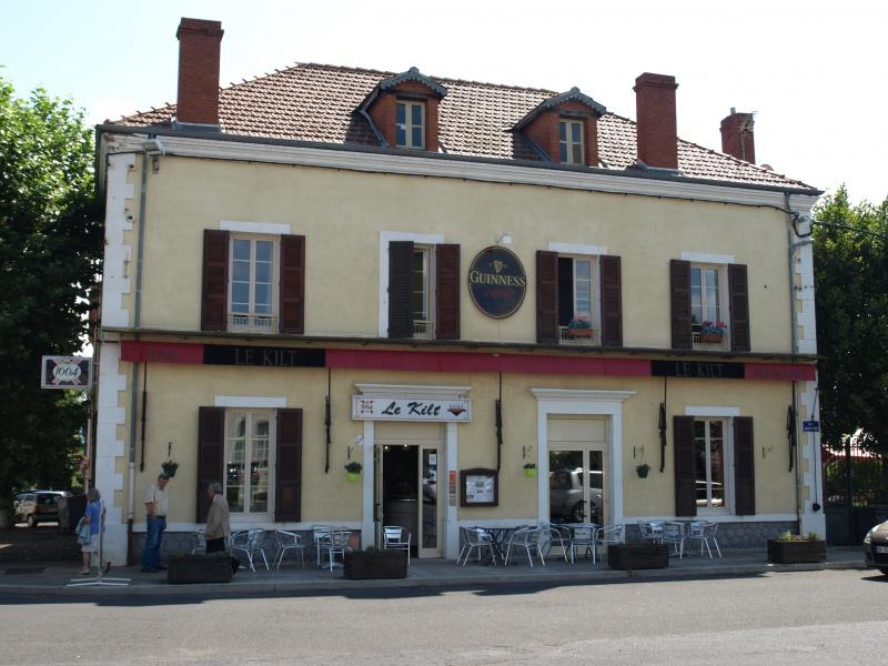 Le Relais routier de Ste Cécile d'Andorge (Gard) 734109P7247698