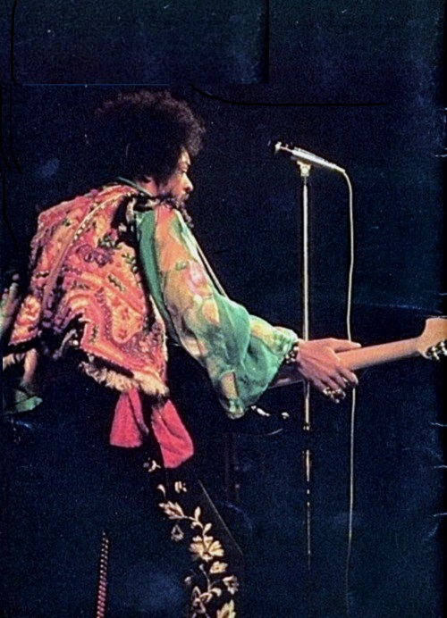 Gothenburg (Lorensbergs Cirkus) : 8 janvier 1969 [Second concert] 73500619690108secn