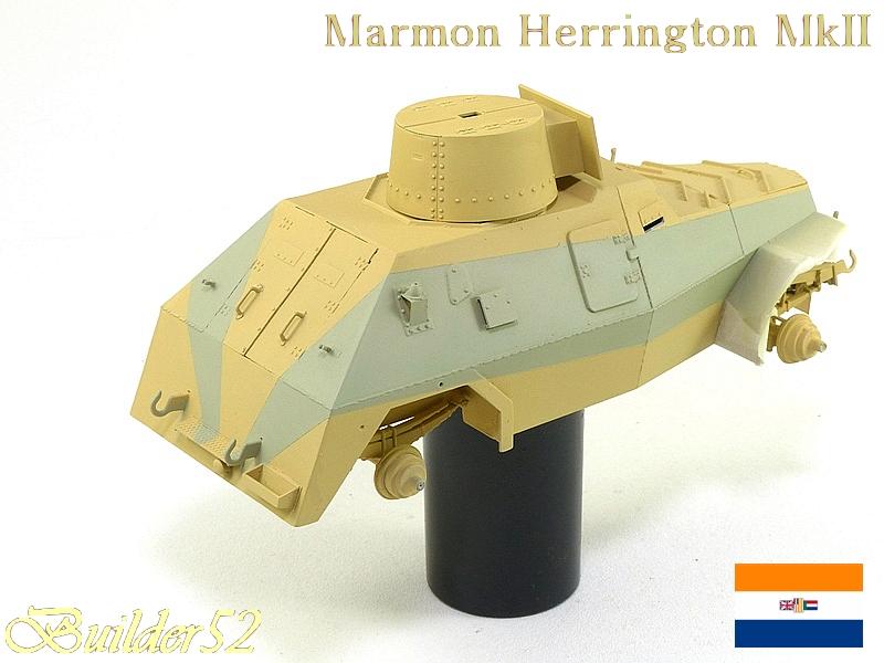 Marmon Herrington Mk.II - Grèce 1941 - IBG 1/35 735387P1040857