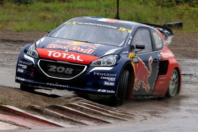 Les PEUGEOT 208 WRX enflamment la Suède - 2ème et 3ème en World RX et victoire en EURO RX 735436wrx201607020089