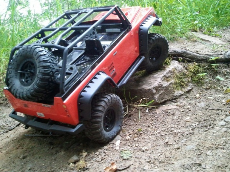 [ SCX10 Axial ] another dingo 735851WP000495