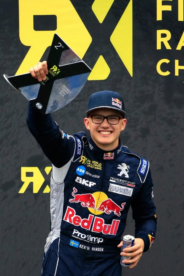 Rallycross - Sébastien Loeb remporte sa première victoire au volant de la PEUGEOT 208 WRX ! 736132wrx201610020149