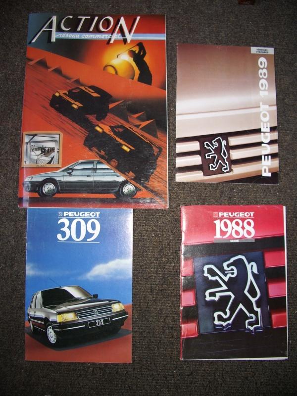 Vos revues/brochures/dépliants Peugeot 737195IMGP1278